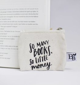 BB etui: So many books, so little money