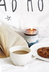 Blossom Books Bed Pillow: Sleep less, read more!