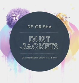 Dust Jackets - The Grisha