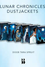 Limited Edition set dust jackets - The Lunar Chronicles