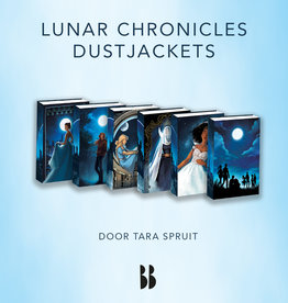 Limited Edition dustjackets - The Lunar Chronicles