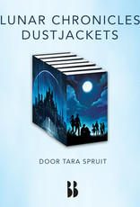 Limited Edition set dustjackets - The Lunar Chronicles