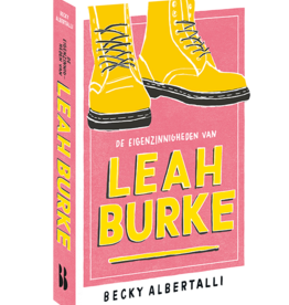 Blossom Books De eigenzinnigheden van Leah Burke - Becky Albertalli