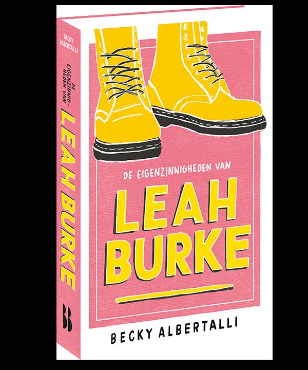 De eigenzinnigheden van Leah Burke (b-keuze)