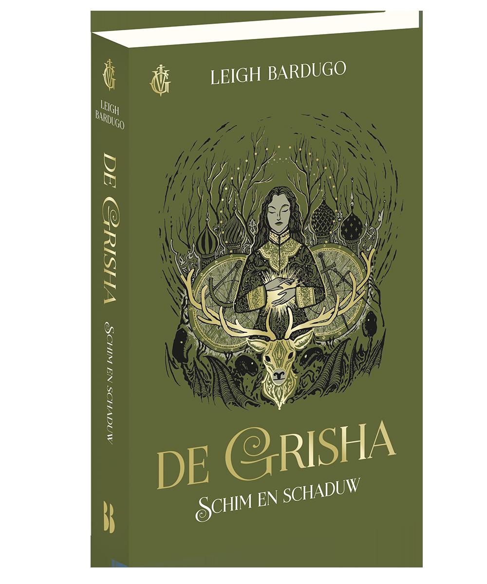 Blossom Books De Grisha - Schim & schaduw - Leigh Bardugo paperback (b-keuze)