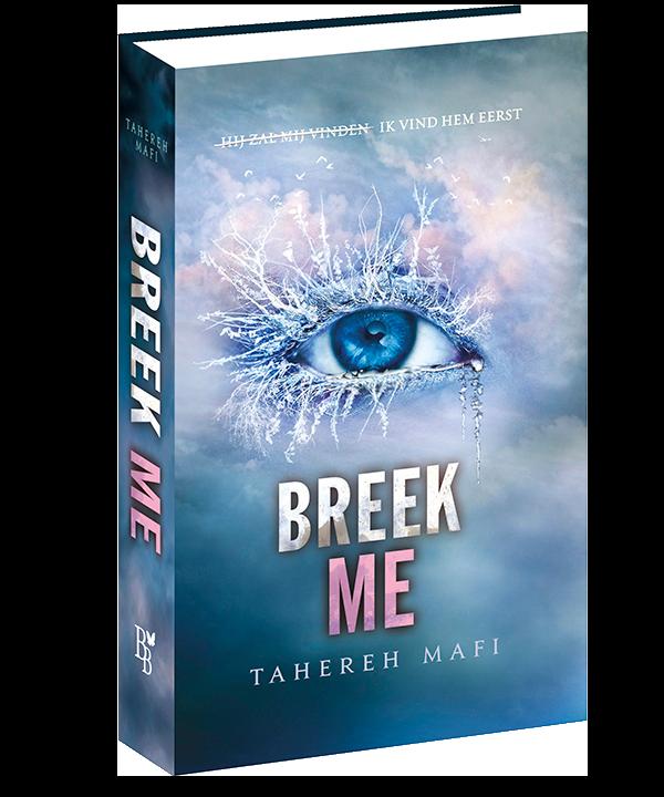 Breek me - hardcover