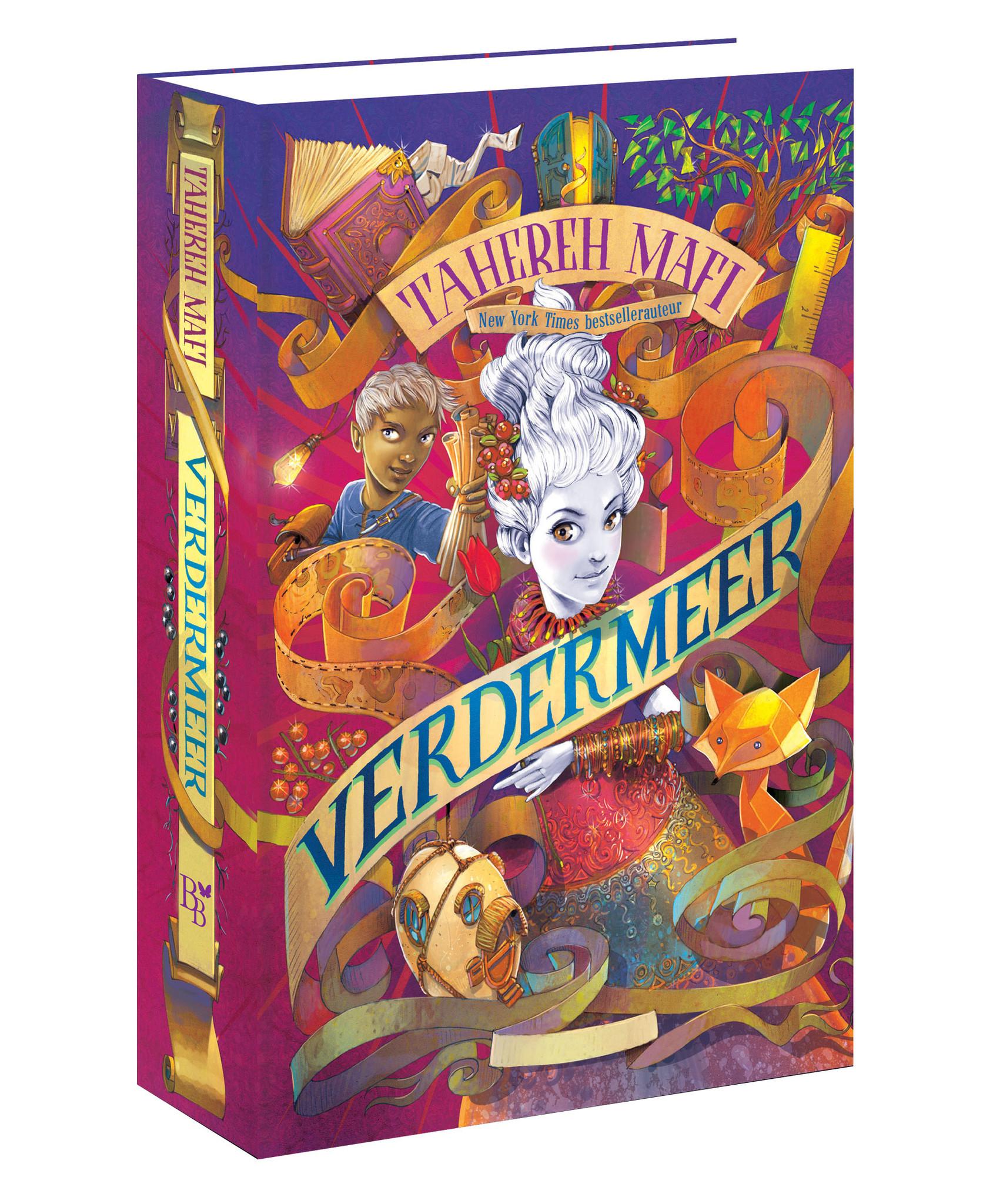 Blossom Books Verdermeer - Tahereh Mafi (b-keuze)