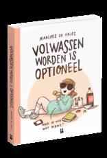 Blossom Books Volwassen worden is optioneel - Marloes de Vries