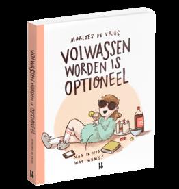 Blossom Books Volwassen worden is optioneel