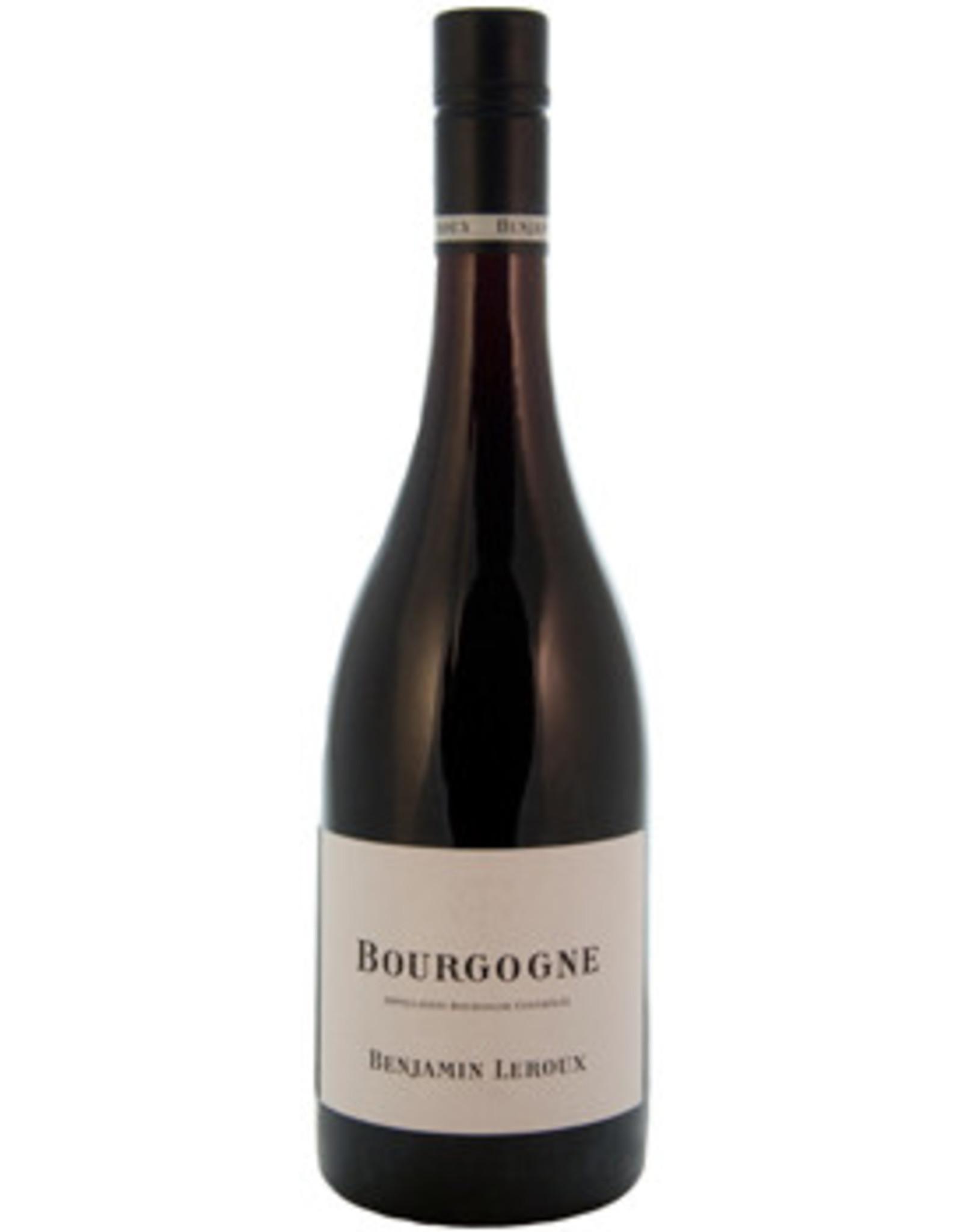 Proef Benjamin Leroux Bourgogne Rouge