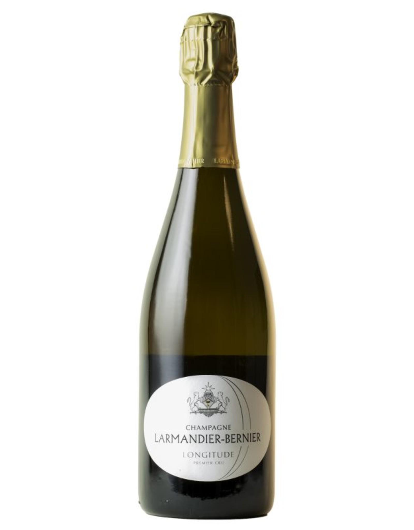 Proef Champagne Larmandier-Bernier Blanc de Blancs Longitude 1er Cru