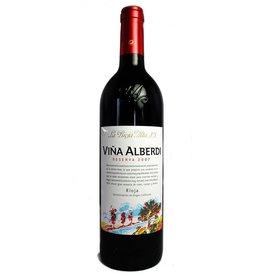Proef Rioja Reserva 'Vi̱a Alberdi' 2015 La Rioja Alta