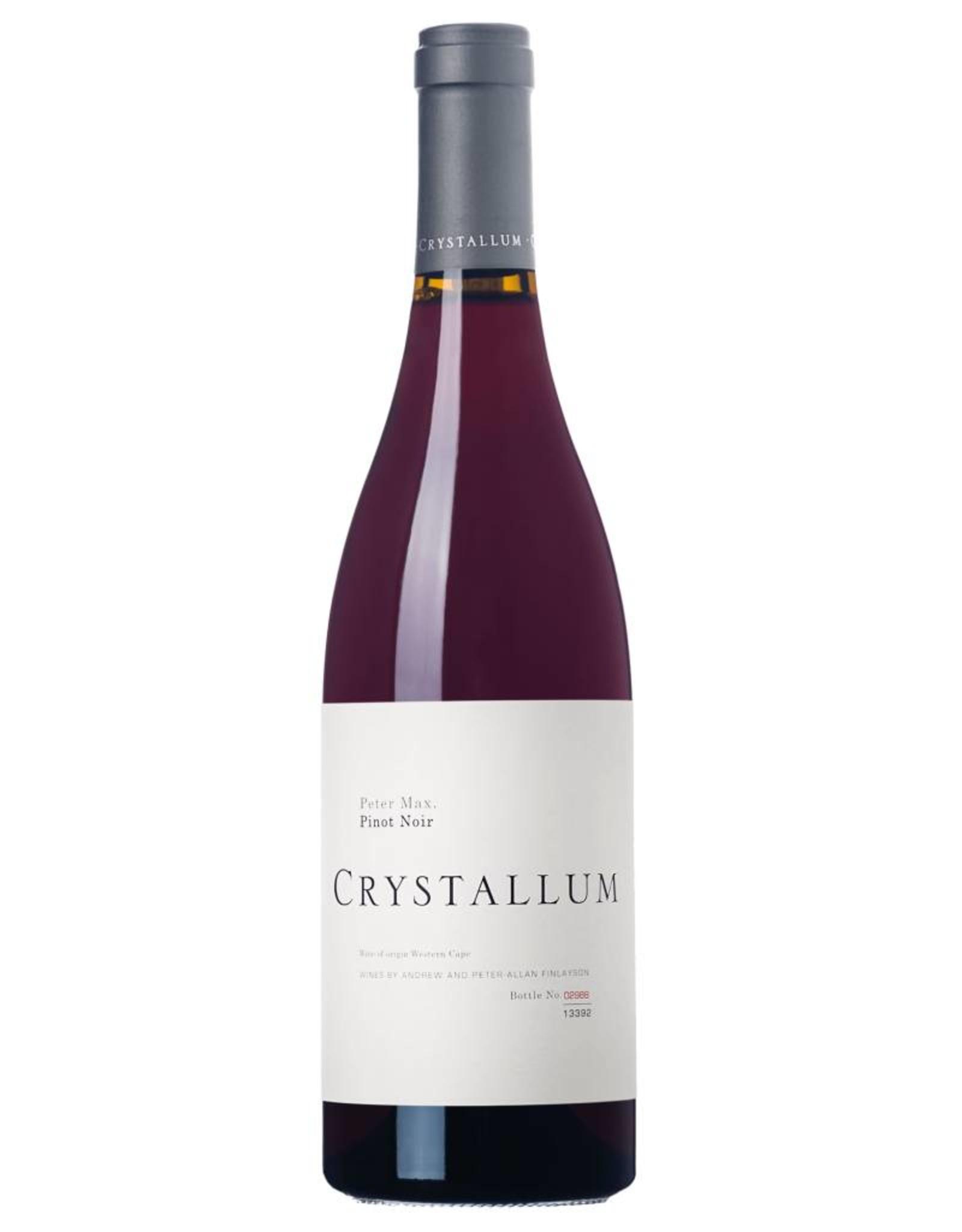 Proef Crystallum - Peter Max Pinot Noir