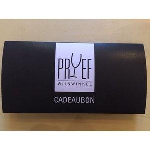 Cadeaubon Wijnwinkel Proef €27,50