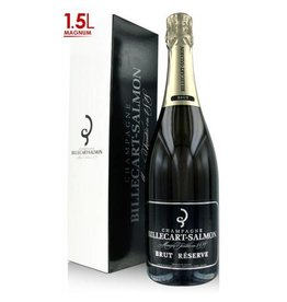 Magnum Billecart-Salmon Brut  1,5L in cadeaudoos