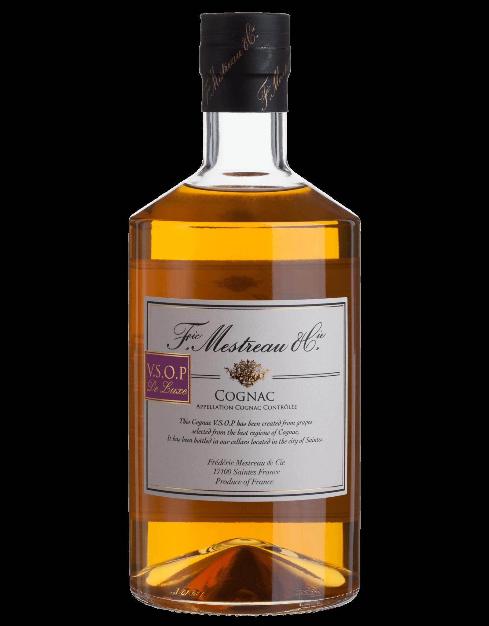 Proef Mestreau & Cie - Cognac V.S.O.P.