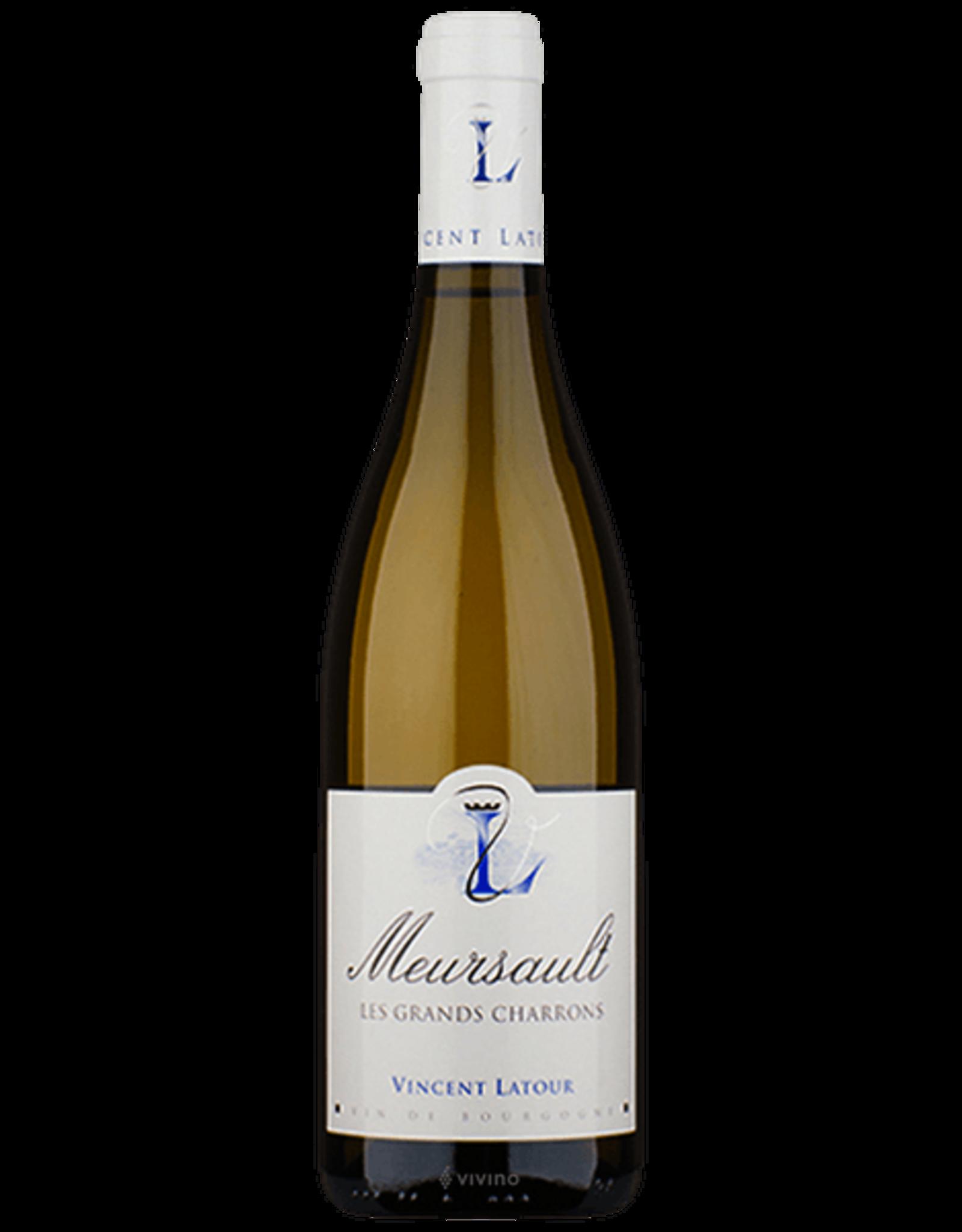 Proef Vincent Latour Les Grands Charrons Meursault Blanc