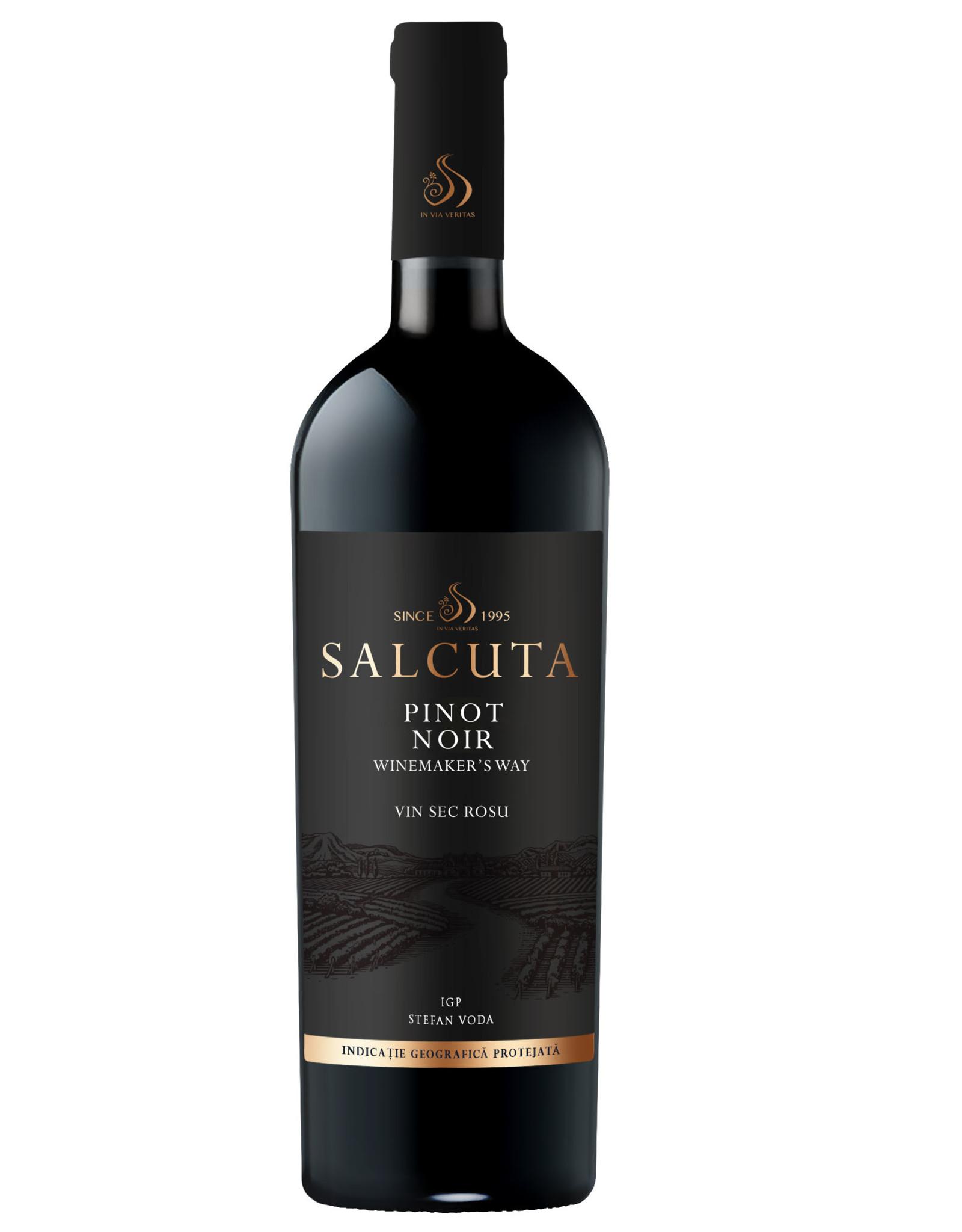 Salcuta Pinot Noir