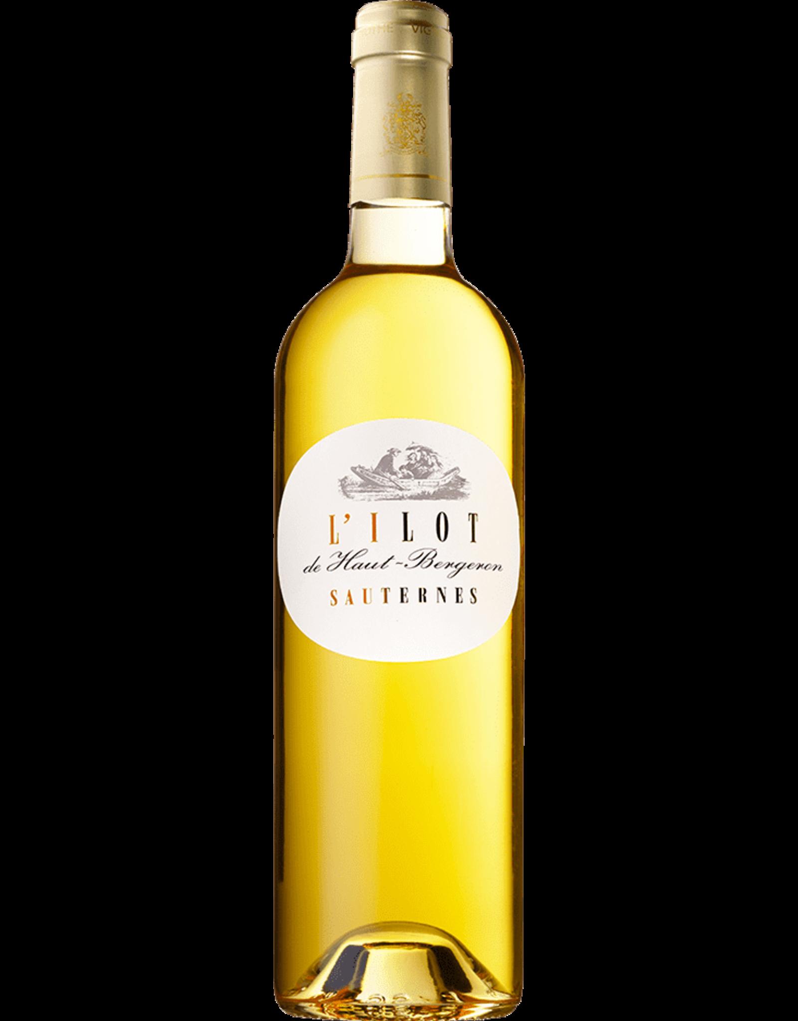 Proef Ch̢teau Haut-Bergeron L'ilot Sauternes 0,375L