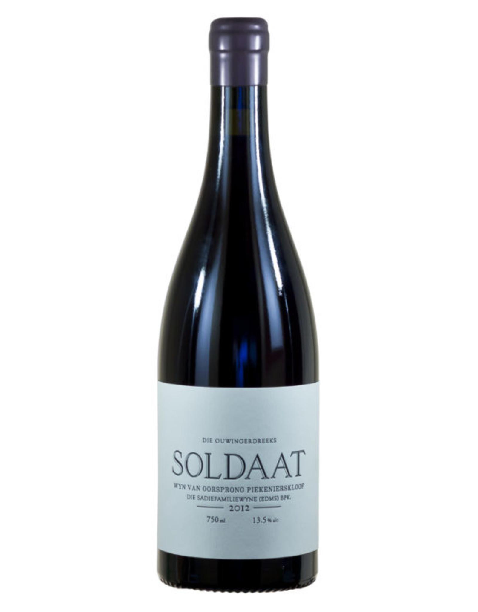 The Sadie Family Wines Soldaat