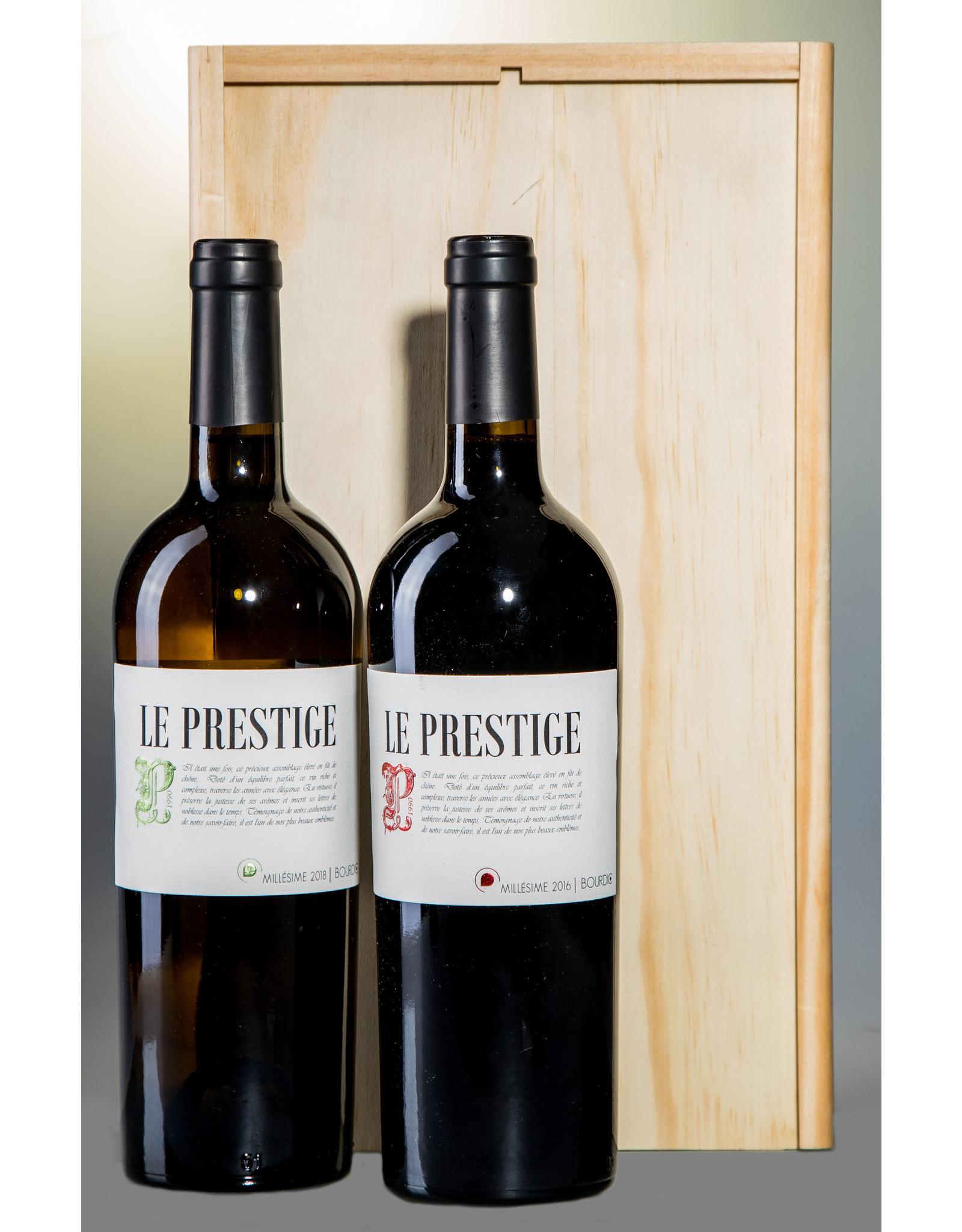 Proef Le Prestige Blanc & Rouge (Frankrijk)