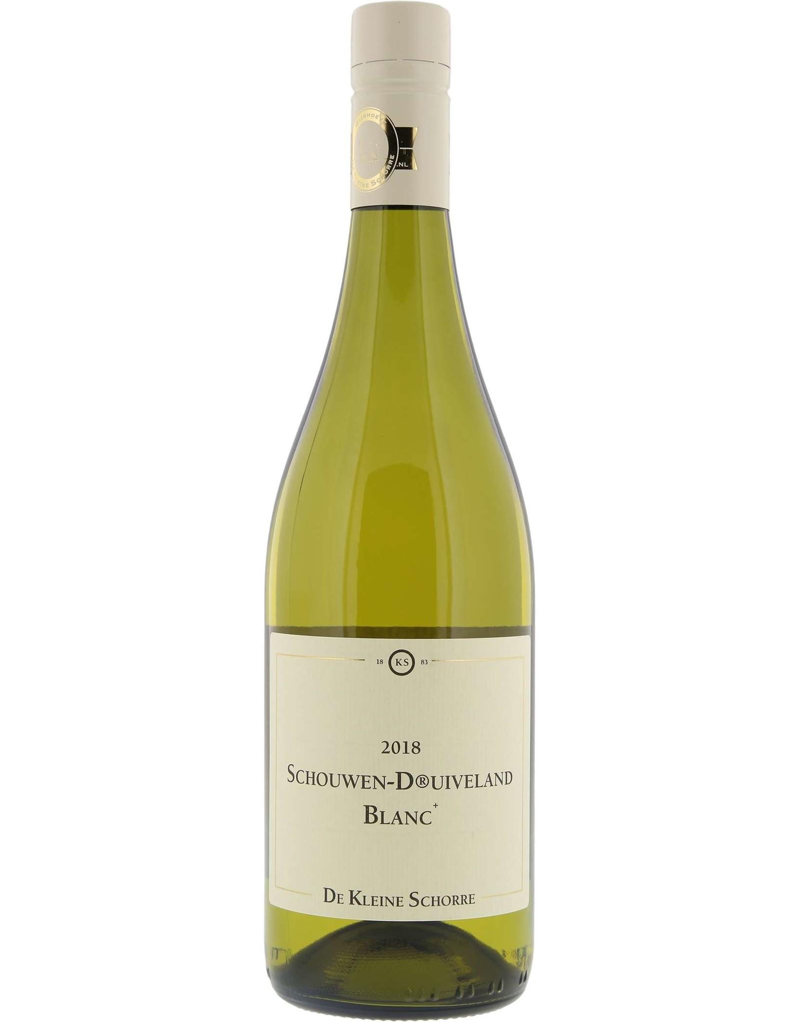Schouwen-Druivenland Blanc 2020, De Kleine Schorre