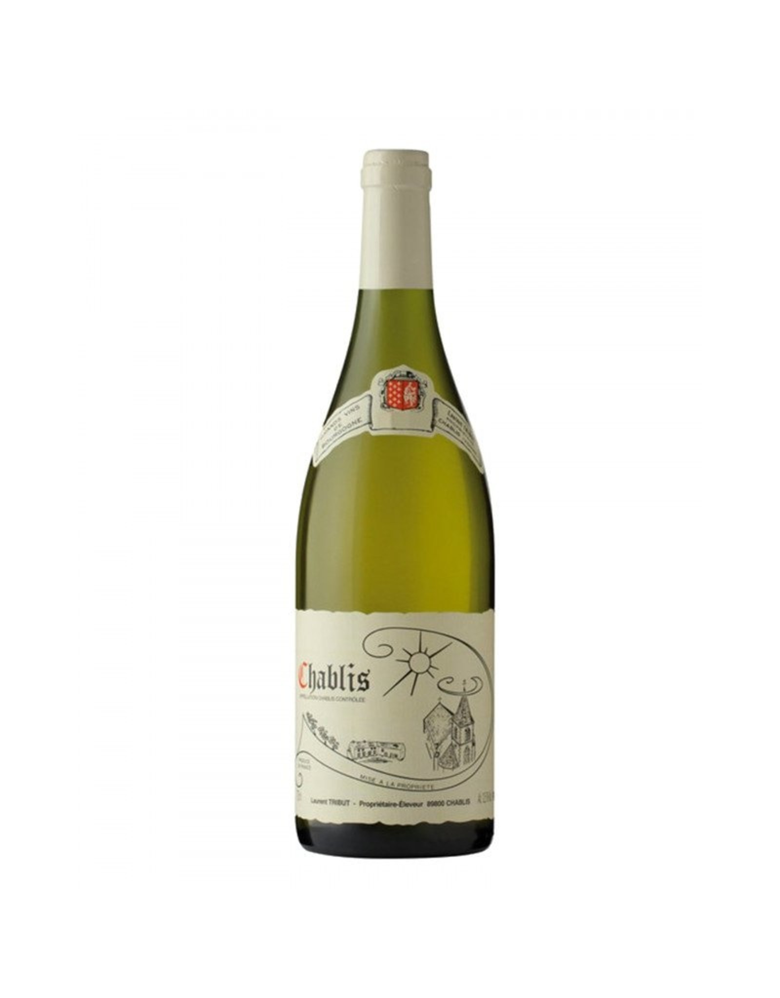 Proef Laurent Tribut Chablis