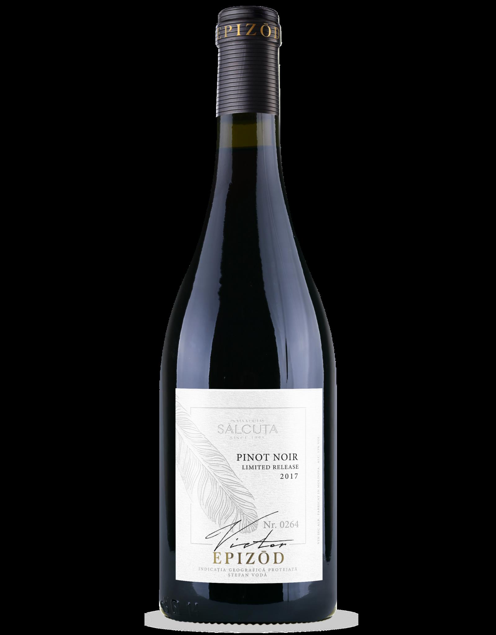 Proef Salcuta EPIZÎD Pinot Noir