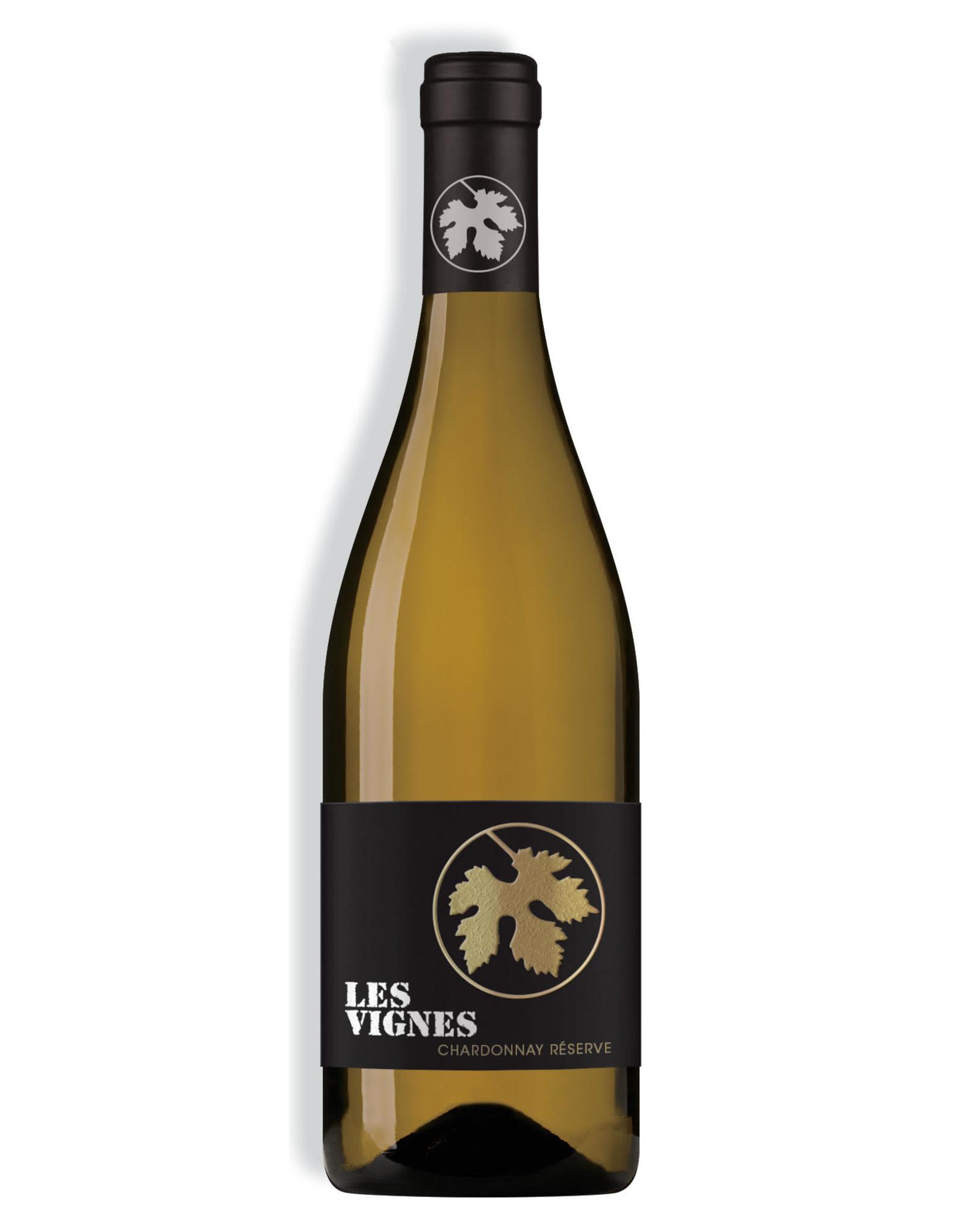 Les Collines du Bourdic, Les Vignes Chardonnay-Viognier Reserve