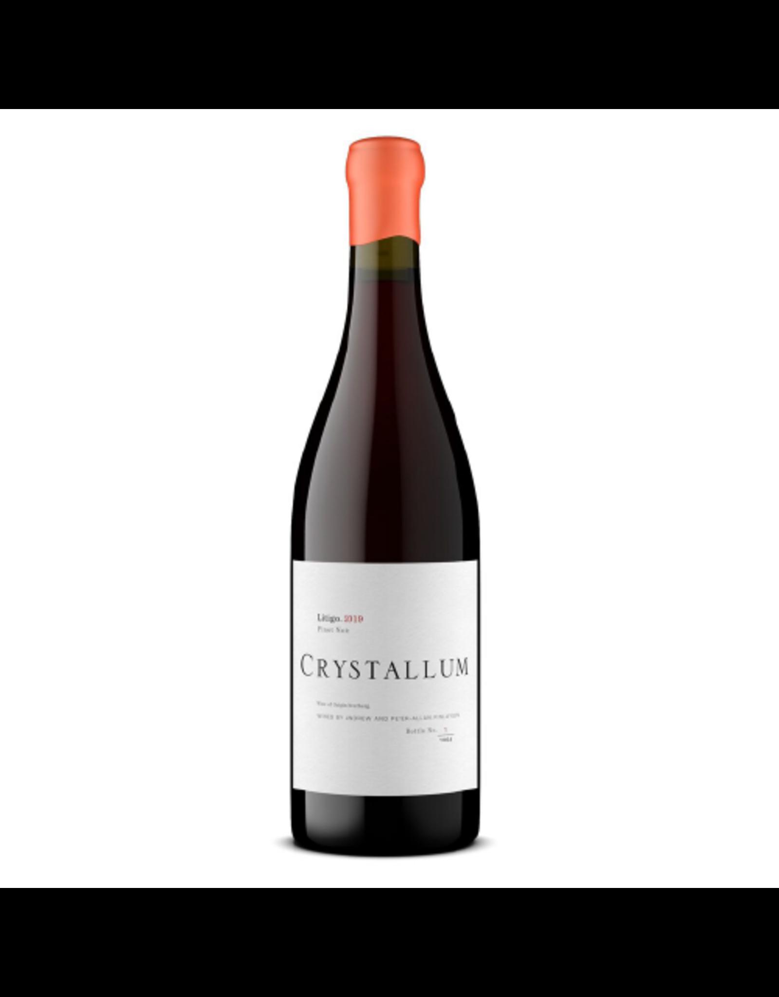 Proef Crystallum - Litigo Pinot Noir 2019