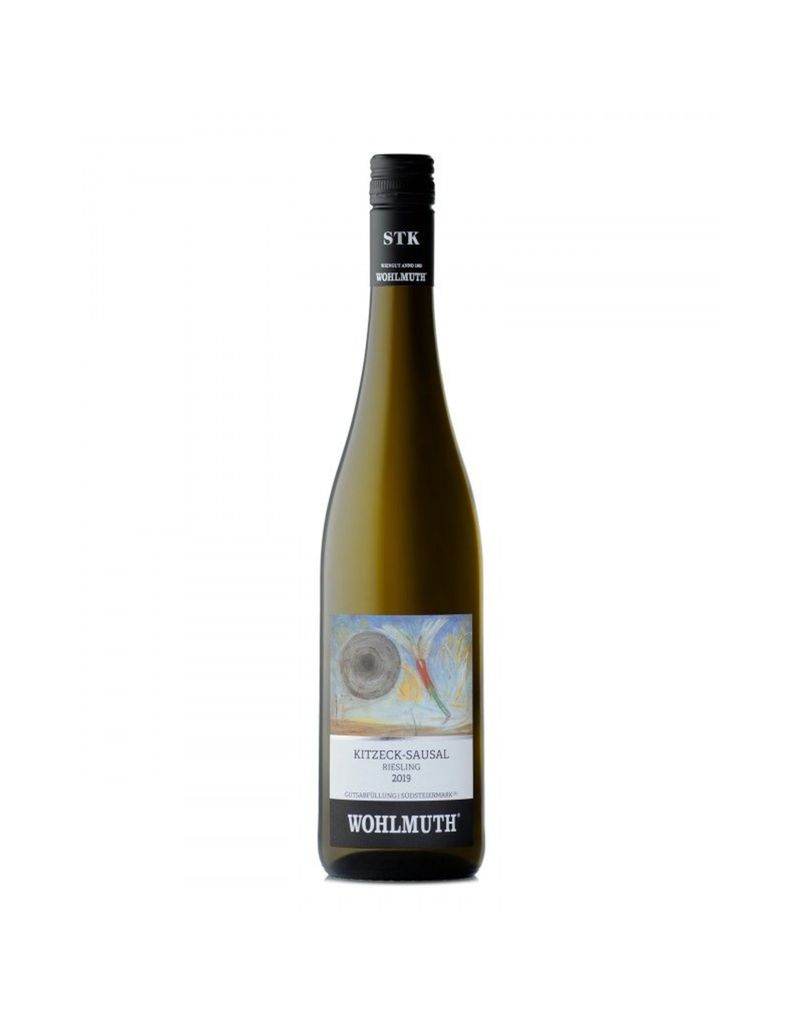 Wohlmuth Riesling Kitzeck-Sausal
