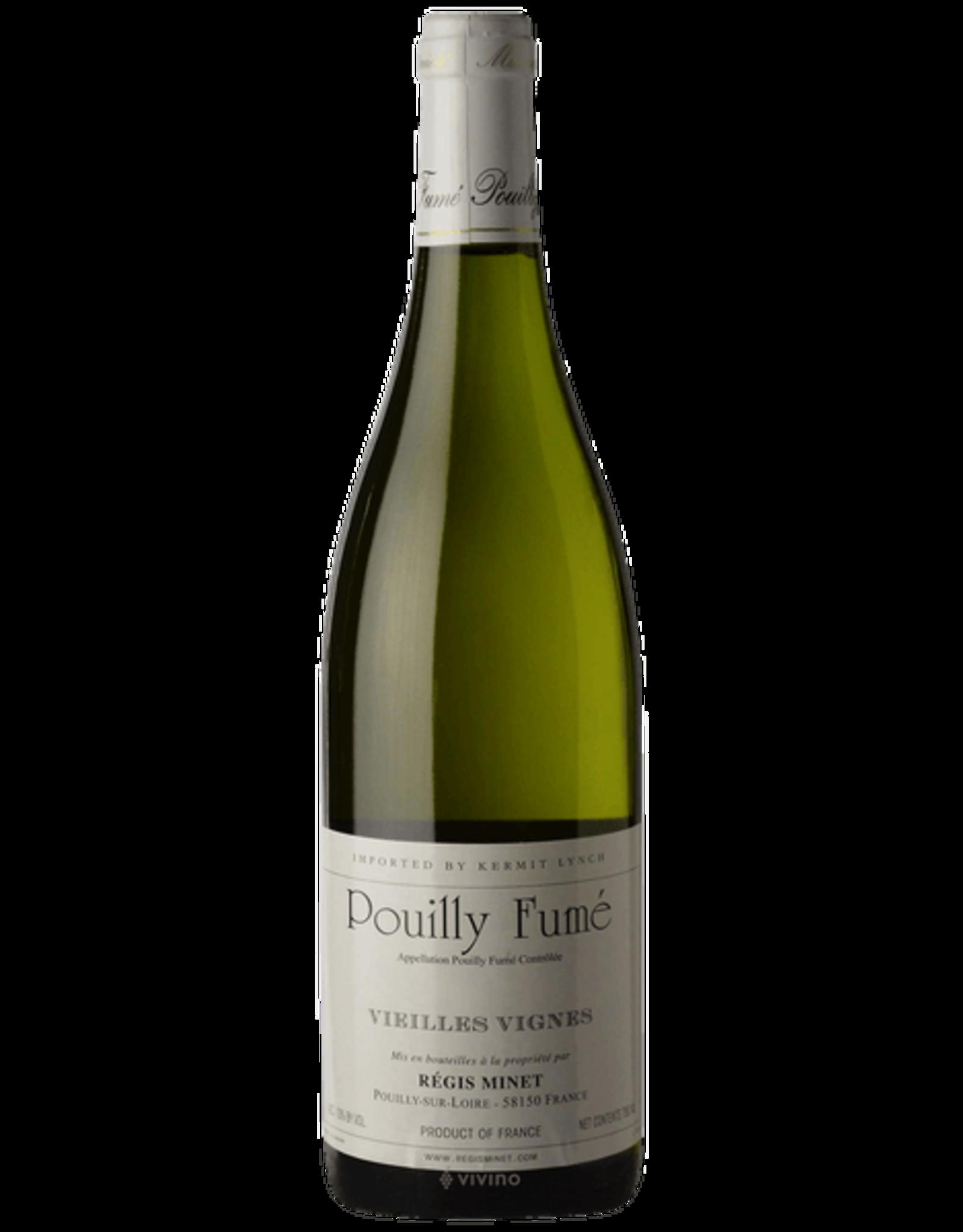 Regis Minet Pouilly Fumé Vieilles Vignes