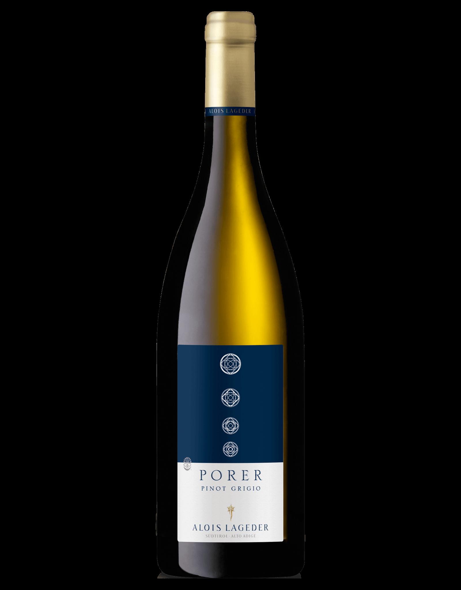 Proef Alois Lageder Porer Pinot Grigio