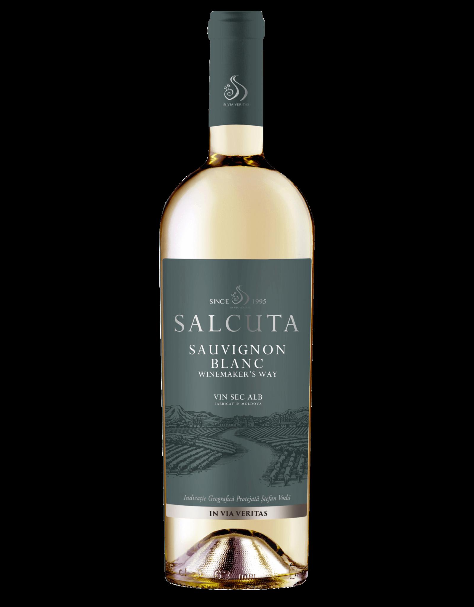 Proef Salcuta Sauvignon Blanc Winemaker's Way