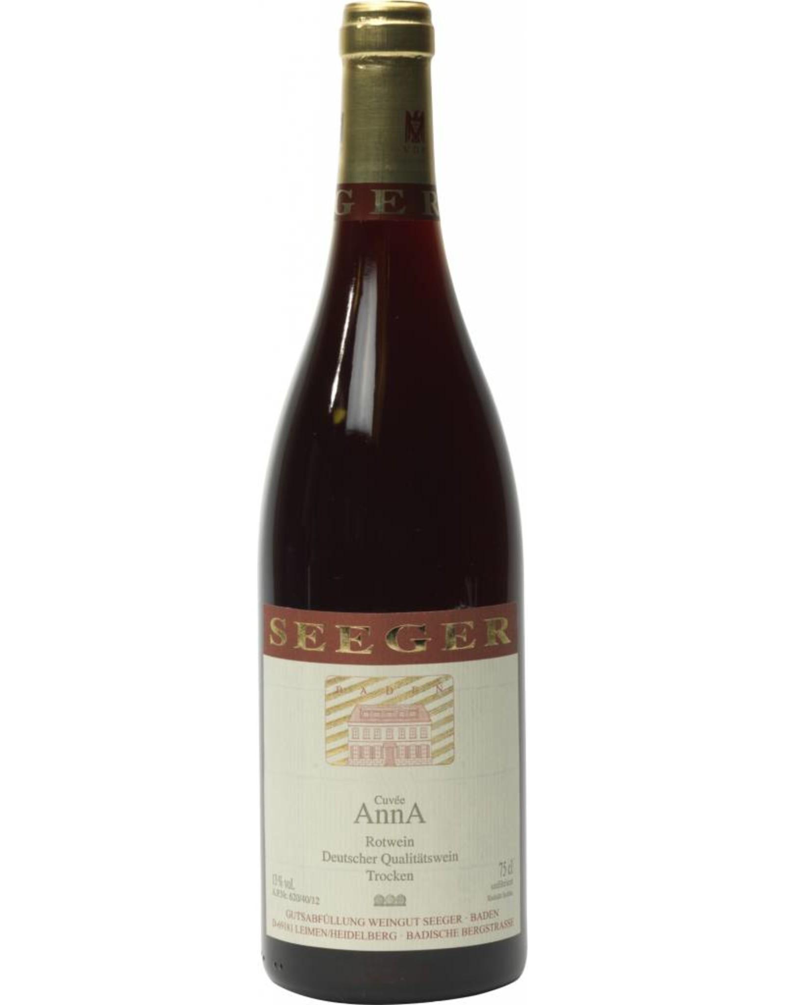 Weingut Seeger Cuvée AnnA