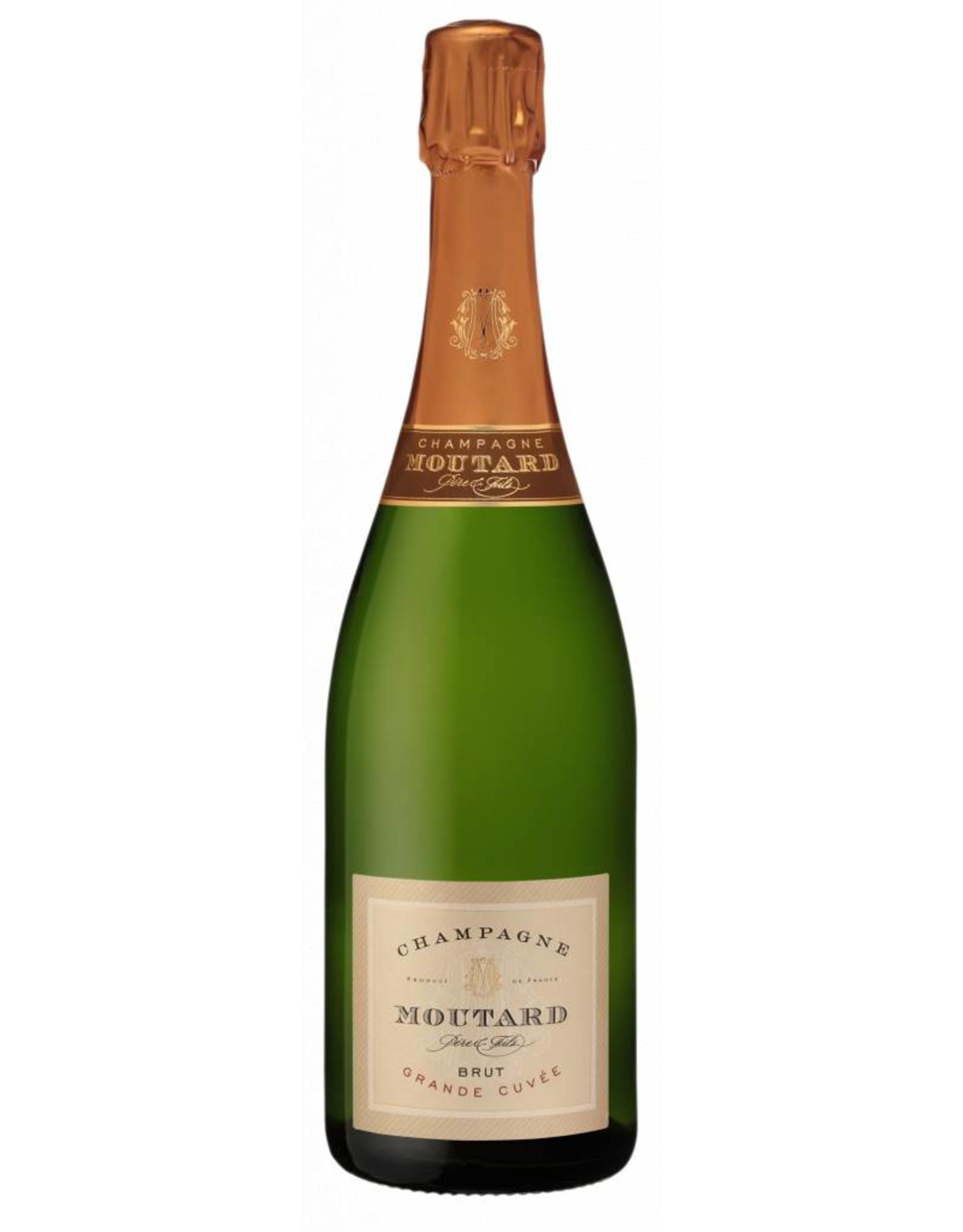 Champagne Moutard Grande Cuvée