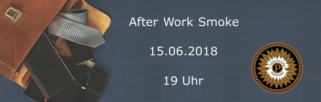 15.06.2018 - After Work Smoke bei Zigarren Herzog am Hafen