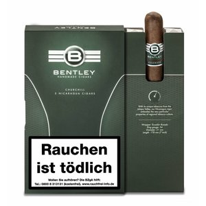 Bentley Churchill