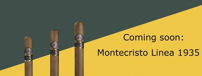 Montecristo Linea 1935 Englisch