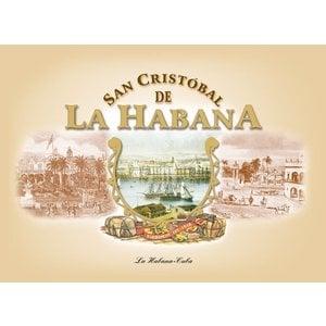 San Cristobal de La Habana  Prado (box of 10 cigars)