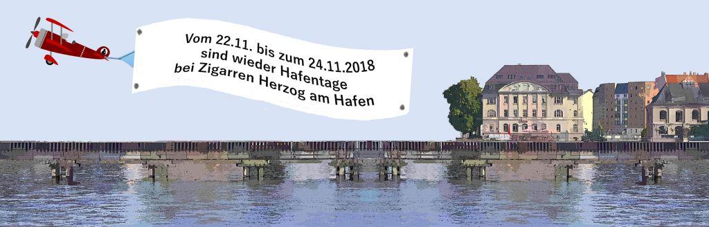 22.11.-24.11.2018: Hafentage bei Zigarren Herzog am Hafen