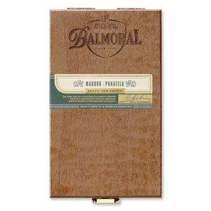 Balmoral Royal Selection Maduro Panatela