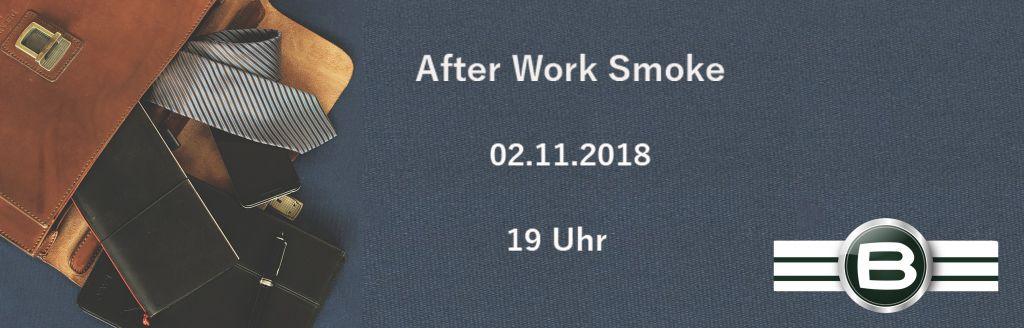 2.11.2018: After Work Smoke bei Zigarren Herzog am Hafen