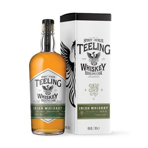 Teeling Small Batch Collaboration Riesling Cask Irish Whiskey
