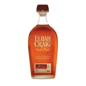 Elijah Craig Small Batch 94 Proof Kentucky Straight Bourbon Whiskey