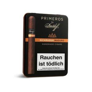 Davidoff Nicaragua Primeros Maduro (pack of 6 cigars)