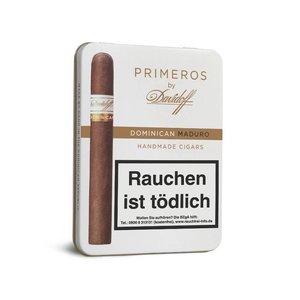 Davidoff Primeros Dominican Maduro (pack of 6 cigars)