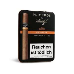 Davidoff Nicaragua Primeros (pack of 6 cigars)