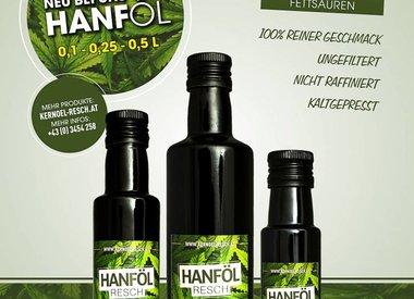 Hanf-Nuss
