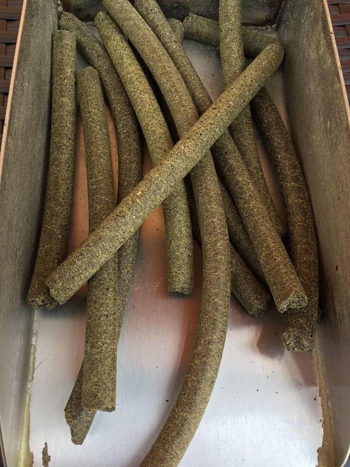 RESCH Hanfpresskuchen Sticks 1kg